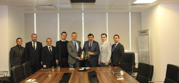 Çevre ve Şehircilik Bakanlığı, Çevre Yönetimi Genel Müdürlüğü Ziyareti Gerçekleştirildi