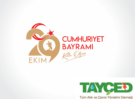 Cumhuriyet Bayramınızı Tebrik Ederiz