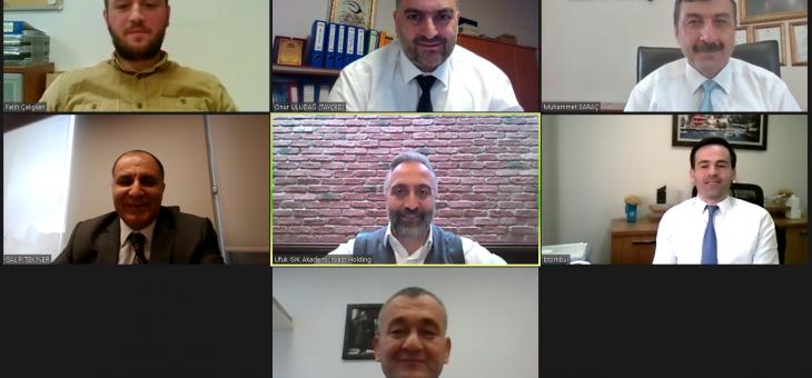 Çevrimiçi Yönetim Kurulu Toplantısı